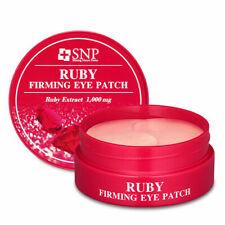 SNP Ruby Firming Eye Patch Moisture Anti Wrinkle 60pcs K-Beauty Korean cosmetics