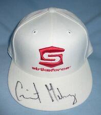 Gilbert Melendez Signed StrikeForce MMA Hat PSA/DNA COA UFC 166 181 Autograph