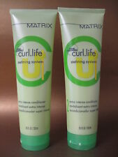 MATRIX CURL LIFE EXTRA INTENSE CONDITIONER 8.5 OZ PACK OF 2