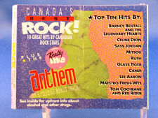 "Canada's Best Rock - ORIGINAL ARTISTS NEAR MINT CASSETTE - ""Really Me"" BONUS CUT"