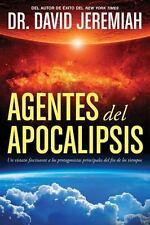 Agentes del Apocalipsis: Un vistazo fascinante a los protagonistas principales d