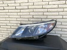 2008-2011 Saab 9-3 93 DRIVER LH Headlight Head Light Halogen OEM 1EL 009 606-21
