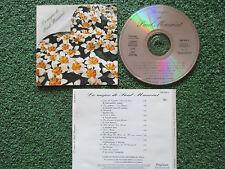 """PAU MURIAT """"Lo Mejor DE"""" VERY RARE Original PROMO Spain 1995 CD PolyGram"""