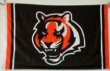 Cincinnati Bengals Logo Flag 3 x 5 Banner Fast US Shipper 3x5 American Football