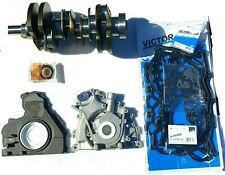 OEM QUALITY CRANKSHAFT, OIL PUMP,SEALS & HEAD SET FOR RANGE ROVER 3.0
