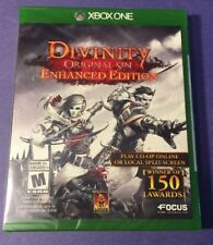 Divinity Original Sin [ Enhanced Edition ] (XBOX ONE) NEW