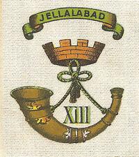 Vintage tobacco cigarette silk - #28 Prince Albert'S Somerset Light Infantry