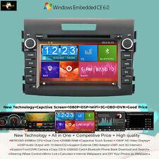 WINCE 6 AUTORADIO CAR RADIO PLAYER NAVI GPS HONDA CRV 2012 - 2014