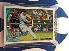GIANCARLO MIKE STANTON  Rookie 2010 Topps Update US-50 New York Yankees