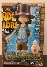 NEW One Piece Rob Rucci DXF Figure The Grandline Children Volume 3 Banpresto