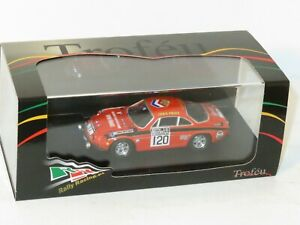 1/43 Renault Alpine A110  Daily Mirror RAC Rally 1972 #120 John Price