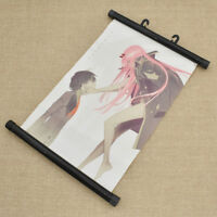 Anime Darling in the FranXX Picture Poster Scroll Painting Wall Home Decoration