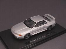 1/43 Ebbro Nissan Skyline GT-R (R32) 1989 - silber - 43761 - 142150