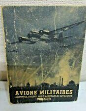 Avions militaires allemands, italiens, anglo-américains.. Hélio offset ,Belgique