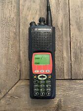 Motorola XTS5000 Model III Radio Astro 800MHz Digital Portable 2-Way RED Face