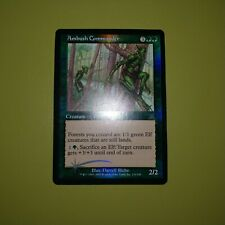 FOIL Ambush Commander x1 Scourge 1x Magic the Gathering MTG