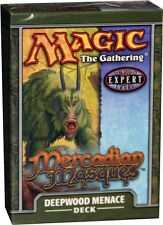 Deepwood Menace Mercadian Masques Theme Deck ENGLISH Sealed New MAGIC ABUGames