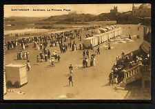 2731.-SANTANDER -Sardinero. La Primera Playa