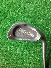 Ping Zing Orange Dot Single 5 Iron Kt-M Steel Shaft