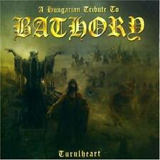 A Hungarian Tribute To Bathory - Various Artists (NEW CD)