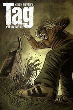 TAG;Cursed. 2007. A Graphic Novel.
