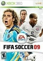 Fifa Soccer 09 Microsoft Xbox 360 Game Authentic