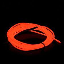 3M EL-Kabel f.Neon licht Effekt Party Auto Hause Blau Lichtschnur Leuchtschnur L