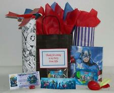 AVENGERS PERSONALISED PRE FILLED PARTY BAG