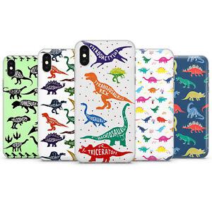 Dinosaur T-Rex cute aesthetic kids cute art Phone case Cover fit iPhone X 11 12