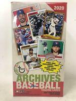 2020 Topps Archives Baseball 7ct Blaster Box