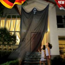 Halloween Deko Grusel Figur Aufhängen Skull  Horror Geist Hängende Kostüm Party