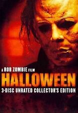 Halloween 3 Disc Collector's Edition 0796019815345 With Rob Zombie DVD Region 1