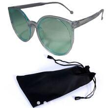 ANT Women Cat Eye Sunglasses Fashion Eyewear Shades Glasses - GREEN