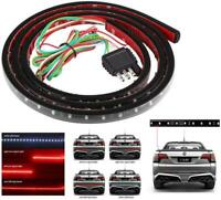 49In 504 LED Light Strips Waterproof Strobe Reverse Brake Double Flash