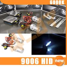 Fits: 9006 Headlight Low Beam 6000K White JDM Xenon Ballast HID Conversion Kit