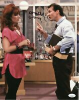 Ed O'Neill Autograph Signed 11x14 Photo - Married With Children (JSA COA)