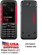 USA Seller! Nokia XpressMusic 5310 - Red (T-Mobile) Mobile Phone Cheap Bar