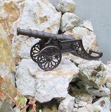 Kanone 50cm Dekomodell Geschütz Feldkanone Gusseisen Antik Garten