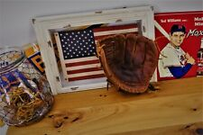 """Vtg Wilson a2000 xlo Baseball Glove 12"""" Made USA Buttery Soft Ansonia Leather"""