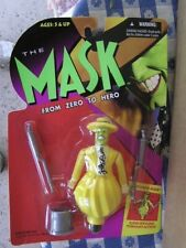 1995 Kenner Tornado Mask - The Mask Movie: From Zero to Hero Action Figure