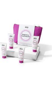 Mama Mio Pregnancy Essentials Kit. Body Gift Set
