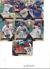 2016 Topps 2 Gold #/2016 Derek Holland Texas Rangers #589