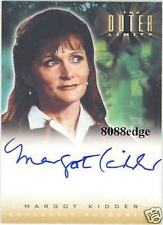 OUTER LIMITS AUTOGRAPH AUTO A3: MARGOT KIDDER/LOIS LANE