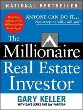 The Millionaire Real Estate Investor, Gary Keller, Dave Jenks, Jay Papasan, Good