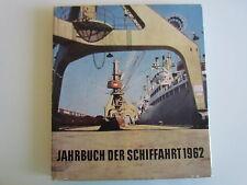 GERMANY NAVY SHIP BOOK JAHRBUCH DER SCHIFFAHRT 1962