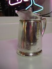 SS UNITED STATES LINES  Silver Insulated Beverage Server  /  U.S.L. 52