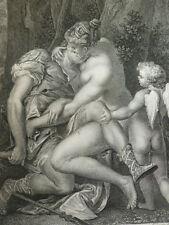 LUCCA CAMBIASO / VENUS ET ADONIS 1862