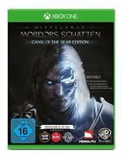 XBox one Mittelerde: Mordors Schatten - Game of the Year Edition Gebraucht - gut