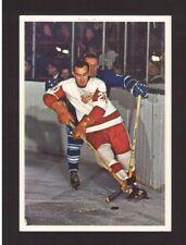Parker MacDonald Detroit Red Wings 1963-64 Toronto Star Hockey Photo