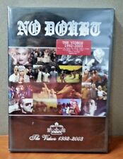 No Doubt - The Videos 1992-2003   DVD   BRAND NEW